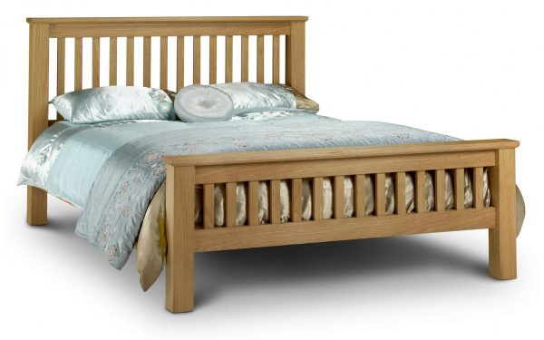 Julian Bowen Amsterdam High Bed Frame