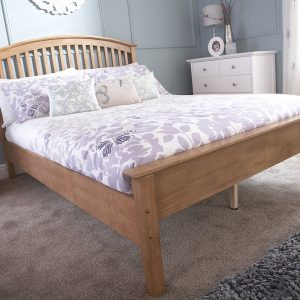 Kansas-Natural-Oak-LFE-Bed-Frame-2