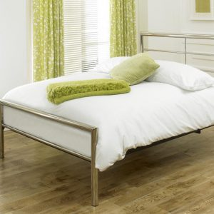 Limelight-Celestial-Chrome-Bed-Frame
