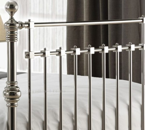 Germany Bed Frame Detail